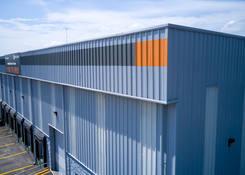 GDL003: Aerial, dock doors